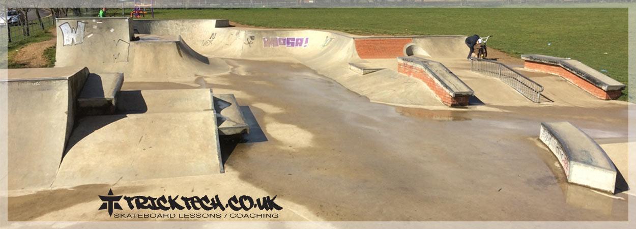 Flitwick Skatepark