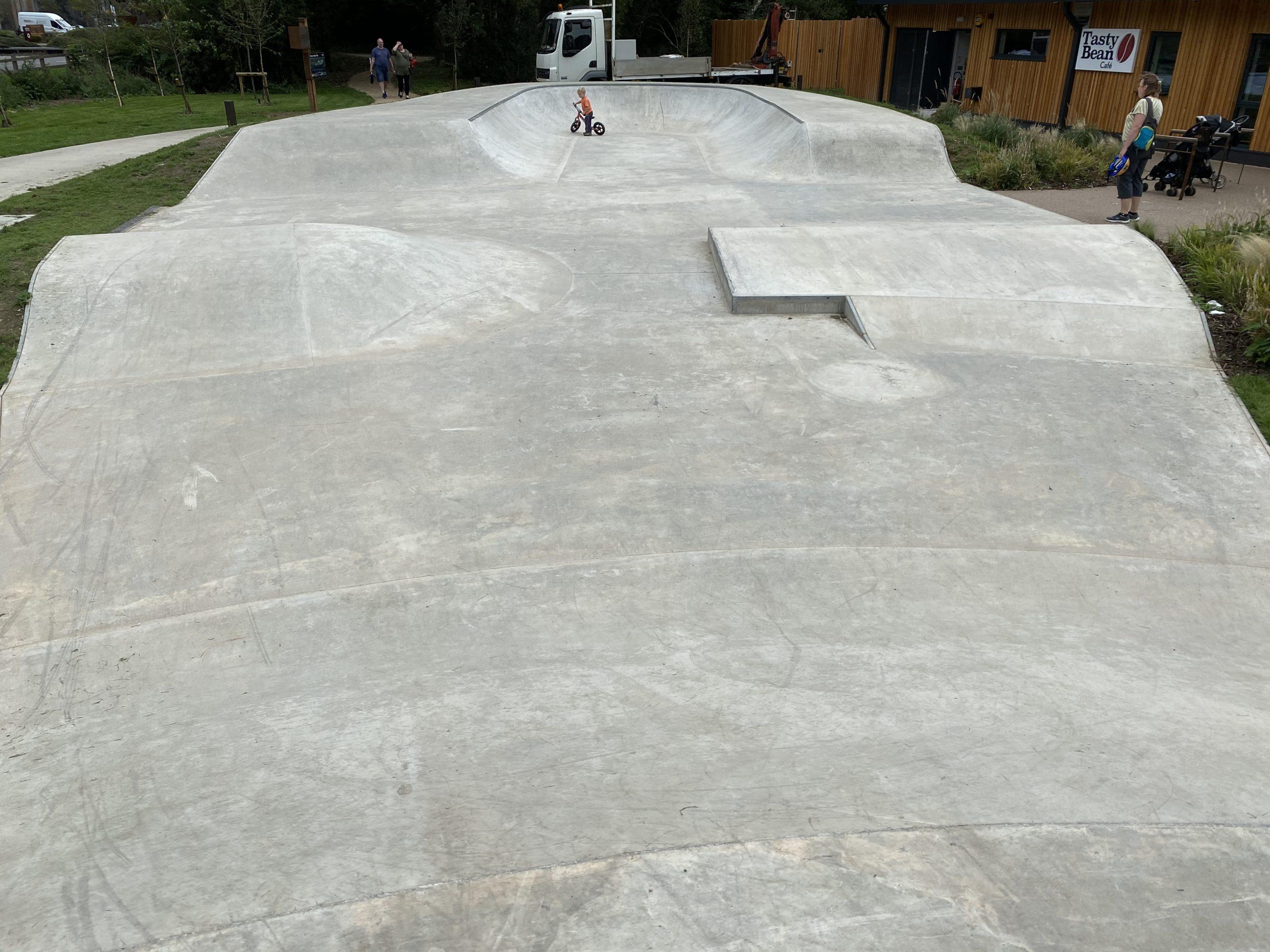 Trick Tech Scooter coaching watford oxhey skatepark