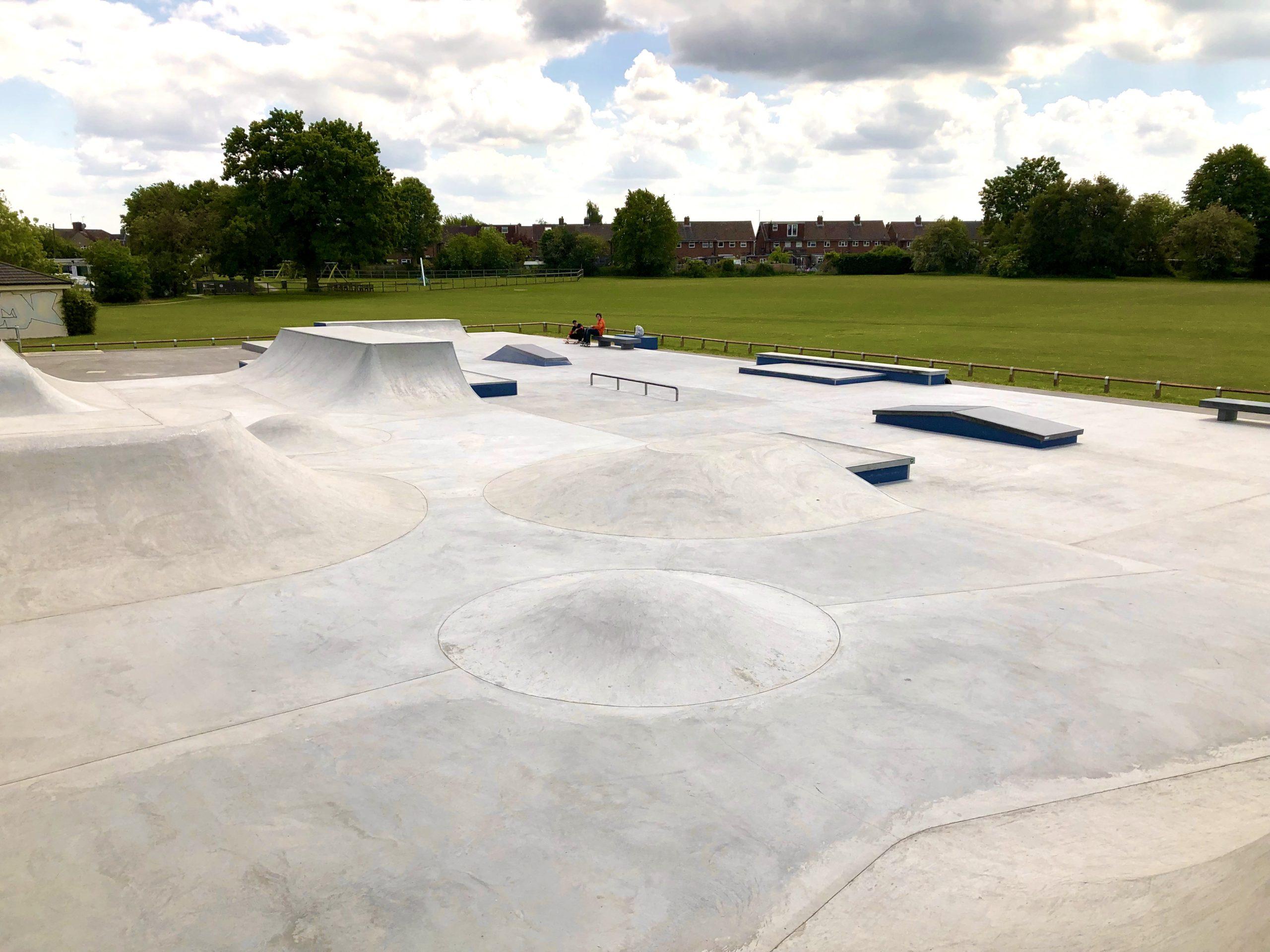 Trick Tech Skateboard Coaching Croxley Green Skatepark